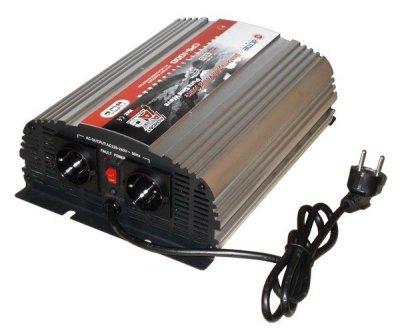 Товар почтой Автоинвертор AcmePower AP-CPS1000/24 1000W USB (1000 Вт) преобразователь с 24 В на 220 В