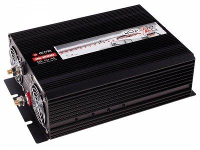 Товар почтой Автоинвертор AcmePower AP-DS2000/12 (2000 Вт) преобразователь с 12 В на 220 В