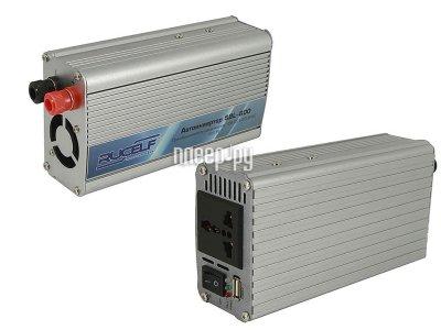 Товар почтой Автоинвертор Rucelf SBL-600 (600 Вт) преобразователь с 12 В на 220 В