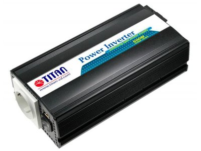 Товар почтой Инвертор для автомобиля Titan Computer HW-600E6