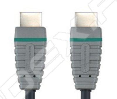 Товар почтой Видео кабель Bandridge BVL1001 HDMI High Speed HDMI M - HDMI M 1 м
