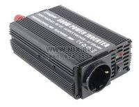 Товар почтой Exegate 500W Power Inverter Автомобильный преобразователь напряжения 12-220 В (500 Вт)