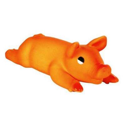 Товар почтой Trixie гр Игрушка д/собак Поросенок, латекс, 13,5 см (35092)