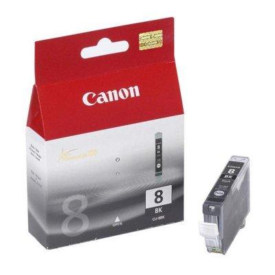 Товар почтой CLI-8BK Чернильница Canon CLI-8BK для PIXMA MP800 ориг. витрина/уценка