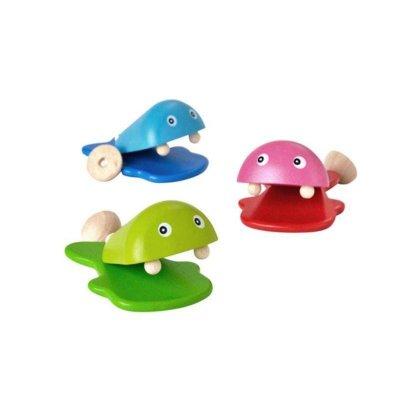 Товар почтой Игрушка деревянная Plan Toys Рыбы-кастаньеты