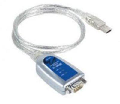 Товар почтой MOXA UPort 1110 Преобразователь 1-портовый USB в RS-232