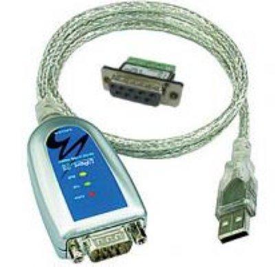 Товар почтой MOXA UPort 1130 Преобразователь 1-портовый USB в RS-422/485