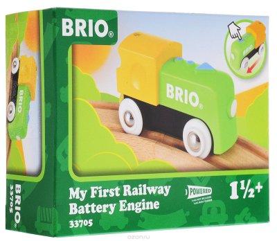 """Товар почтой Игрушка Brio""""Мой первый поезд"""" 33729"""