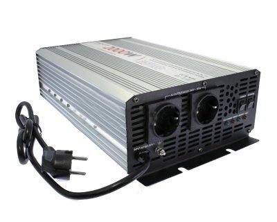 Товар почтой Автоинвертеры Relato CPS2000/12V (1500 Вт) с 12 В на 220 В
