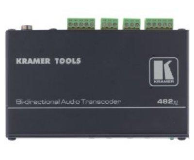 Товар почтой Kramer 482xl Преобразователь балансного и  небалансного стерео аудио сигналов