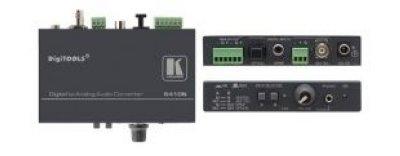 Товар почтой Kramer 6410N Преобразователь цифрового аудиосигнала в  балансный стереофонический