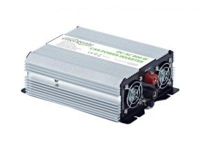 Товар почтой 800W 12V-)220V Energinie EG-PWC-004 Автомобильный преобразователь напряжения (алюминиевый корпус)