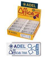 Товар почтой Ластик Office 788, каучуковый, в прозр. пласт. чехле, 50 х 20 х 12, ADEL,