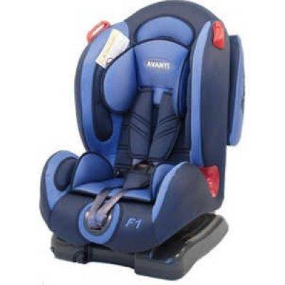 Товар почтой Avanti Автокресло F1 (blue)