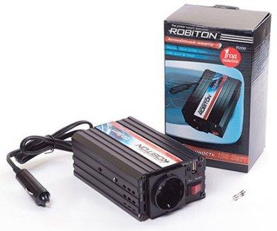 Товар почтой Robiton R200 автомобильный преобразователь напряжения 12 В-220 В, 150 Вт