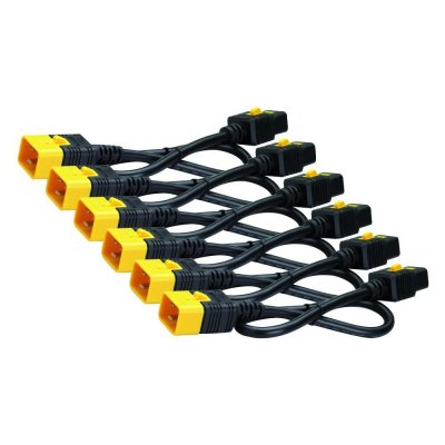 Товар почтой Кабель APC Power Cord IEC 0.6 м AP8712S