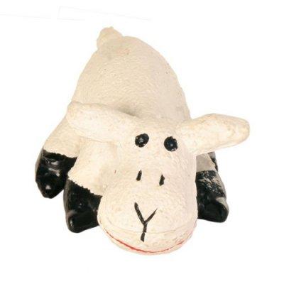 Товар почтой Trixie гр Игрушка д/собак Сарделька на веревке, 11 см (3242)