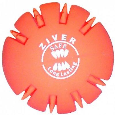 Товар почтой Игрушка ZIVER Мяч жевательный, 6,5 см, розовый (40.ZV.043)