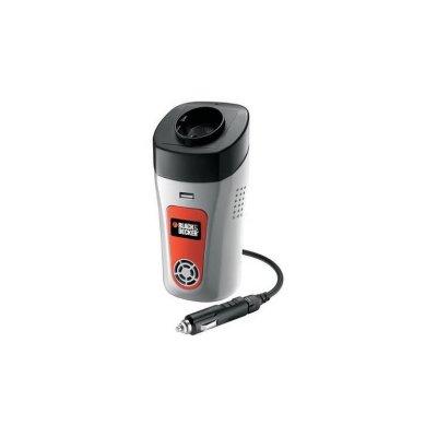 Товар почтой Инвертор Преобразователь напряжения автомобильный BDPC100C (12 В ) 220 В, 100 Вт, USB)