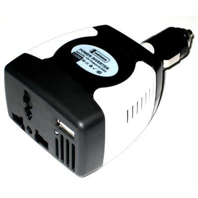 Товар почтой Автоинвертор Mobiledata MR150U USB (150 Вт) преобразователь с 12 В на 220 В