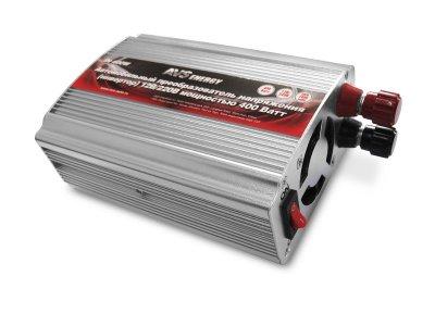Товар почтой Автоинвертор AVS IN-400W (400 Вт) преобразователь с 12 В на 220 В