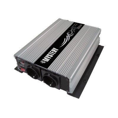 Товар почтой Автоинвертор Mystery MAC-2000 (2000 Вт) преобразователь с 12 В на 220 В c USB