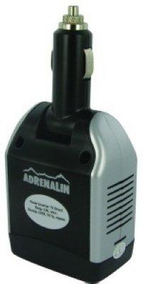 Товар почтой Автоинвертор Adrenalin Power Inverter 75 Direct (75 Вт) преобразователь с 12 В на 220 В