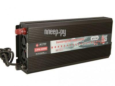 Товар почтой Автоинвертор AcmePower AP-DS5000/24 (5000 Вт) преобразователь с 24 В на 220 В