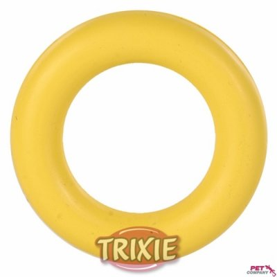 Товар почтой Trixie гр Игрушка д/собак Каучуковое Кольцо, 9 см (3320)
